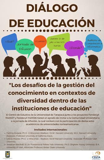 dialogo de educación